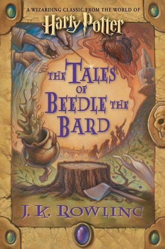 Image for The Tales of Beedle the Bard, Standard Edition